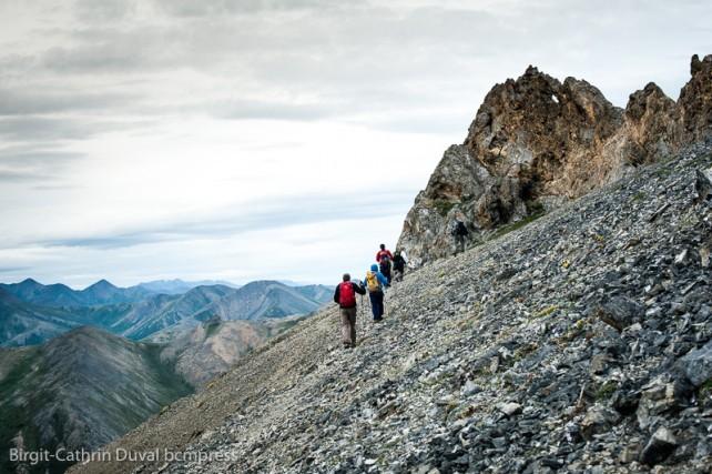 Halfway to Heaven ist nicht das Dach der Welt, doch hier waren weniger Menschen als auf dem Mount Everest