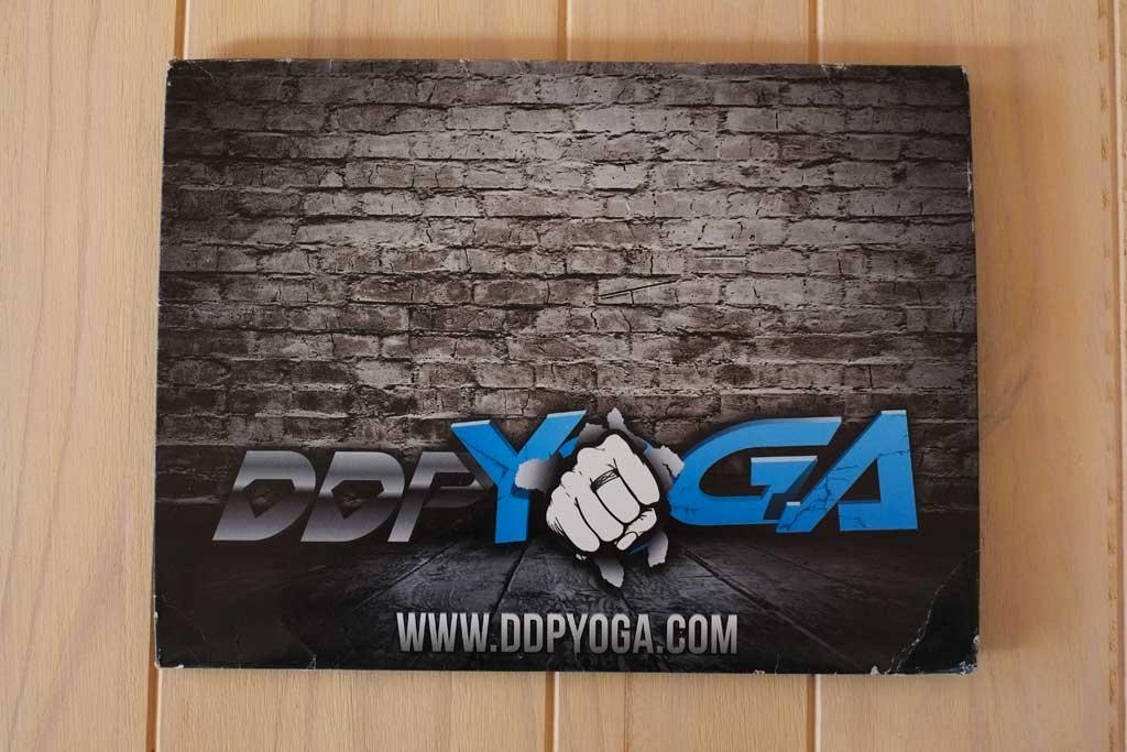 BAM - die DDP Yoga DVD ist eingetroffen