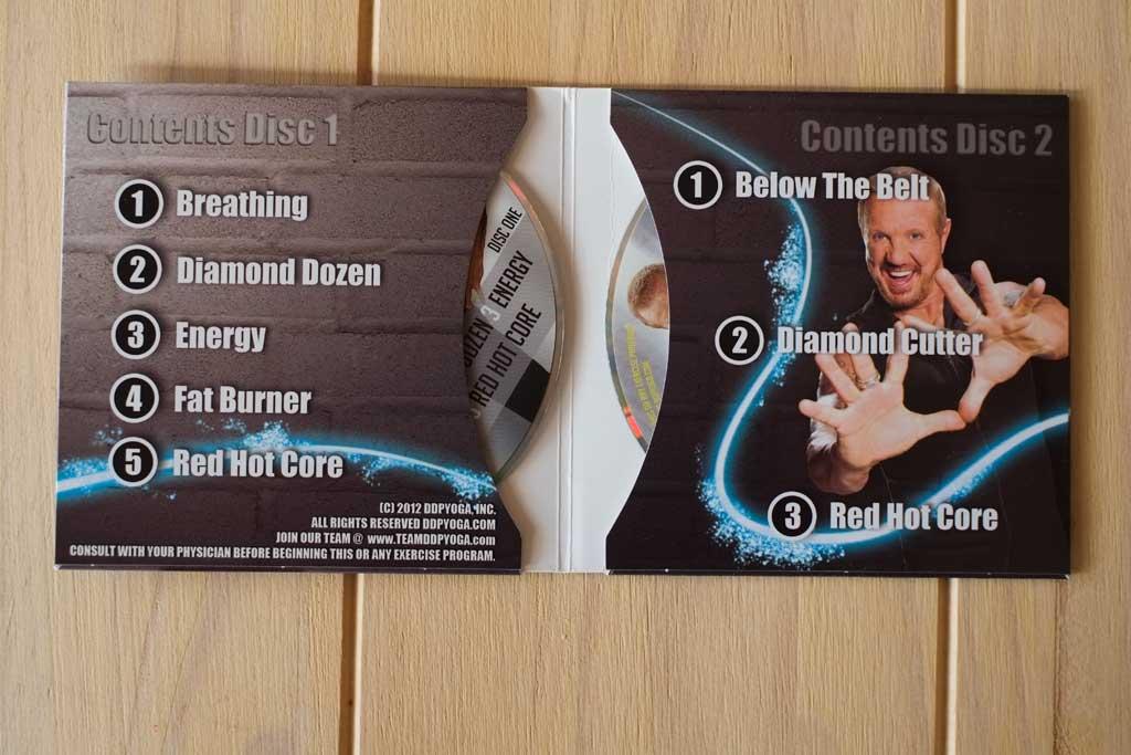 Das Starter Kit kommt mit 2 DVDs, Poster und Programmanleitung
