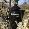 Testbericht: Kaffee kochen mit dem Perkomax von Petromax