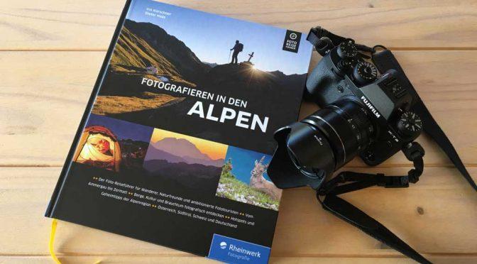 Buchtipp: Fotografieren in den Alpen