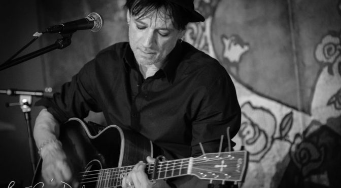 Ein Abend mit dem Songpoeten Jens Böttcher