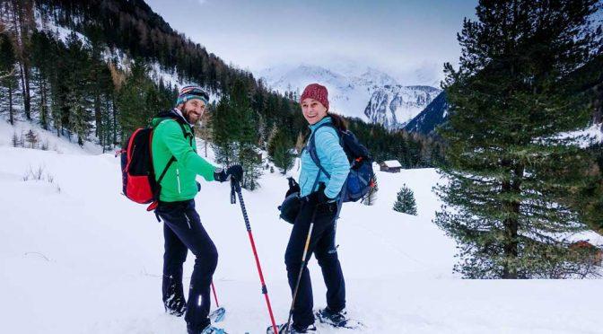 Niederthai: Tirols Winterspielplatz aus Sternenstaub