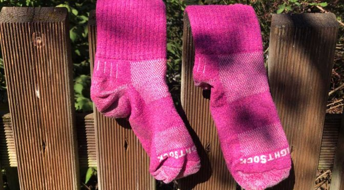 Wrightsock im Test – die ultimative Wandersocke?