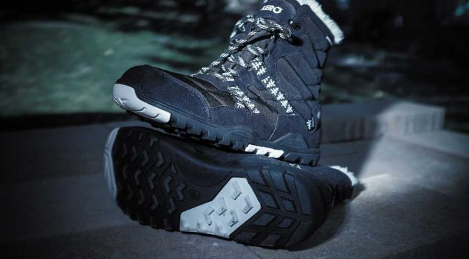 XeroShoes Alpine – the bareboot for winter is here