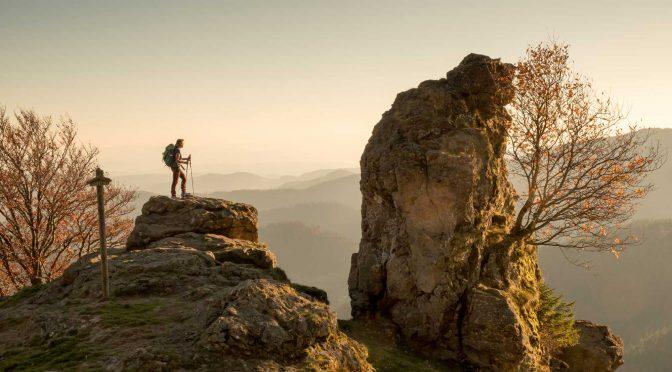 Wie schreibt man eigentlich einen Wanderführer?