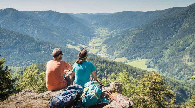 Bestseller! Das Buch Gipfeltouren Südschwarzwald ist ein Hit